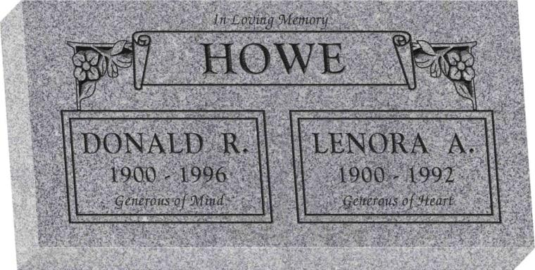24inch_x_12inch_x_4inch_Flat_Granite_Headstone_in_Grey_with_design_C-109