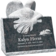 24inch_x_18inch_x_24inch_carved_angel_slant_headstone_polished_front_and_back_with_inch_base_in_himalayan_with_design_1