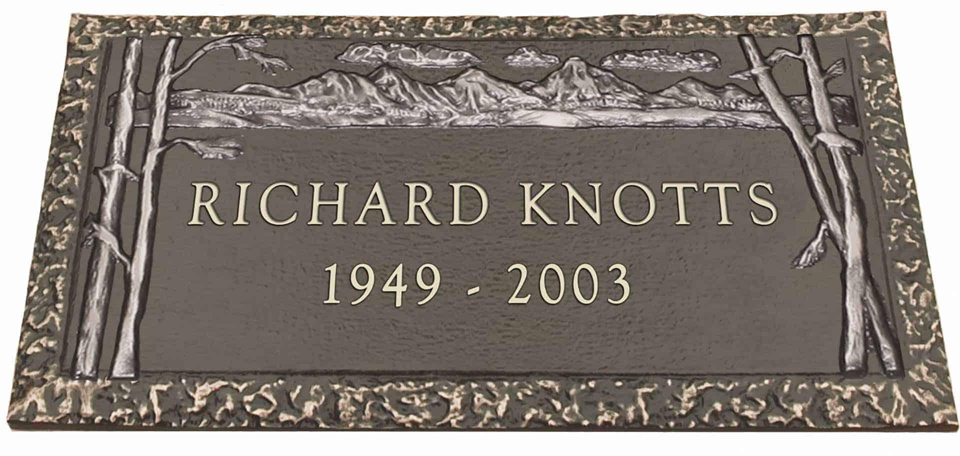 bronze headstone 24x14 individual without base honor life Grave Marker Design Clip Art Gravestone Clip Art