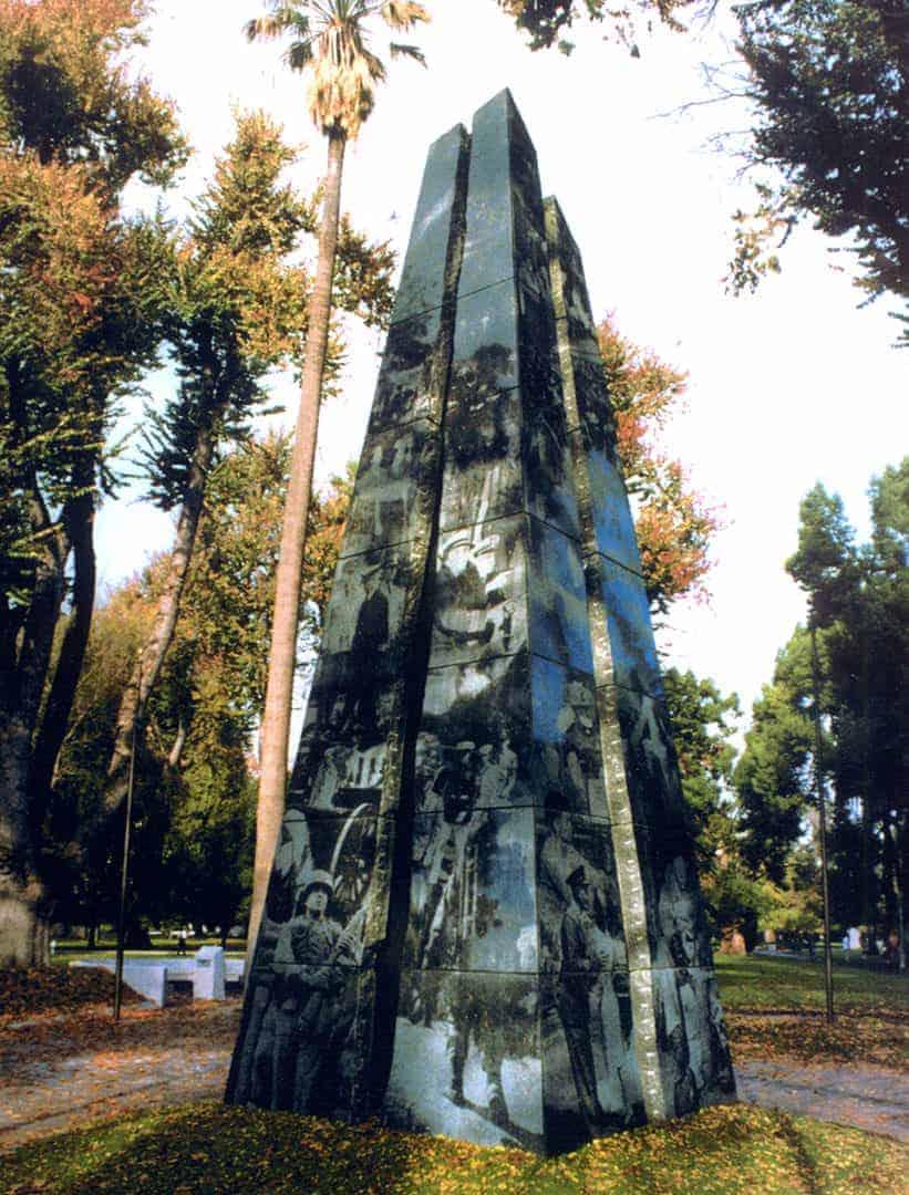 CA Vet Memorial