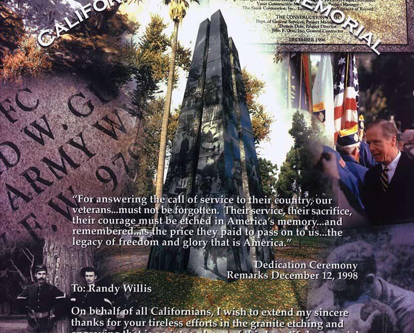 Veterans Memorials