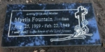 Headstone Testimonial from Orlando Florida