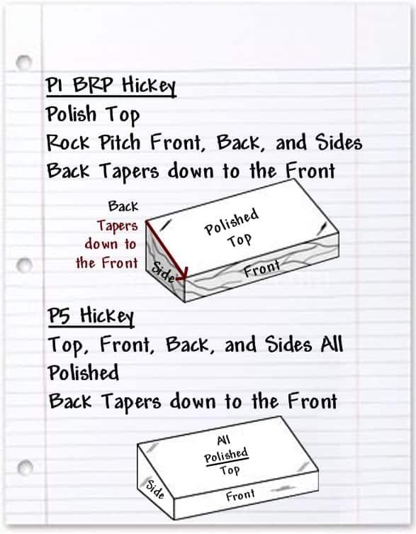 Hickey Styles