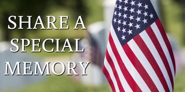 Share a Special Memory