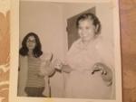 My Grandma and My Mom