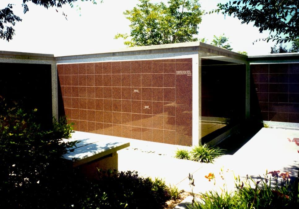 Rancho Bernardo Niche Wall