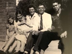 Geis Family photo