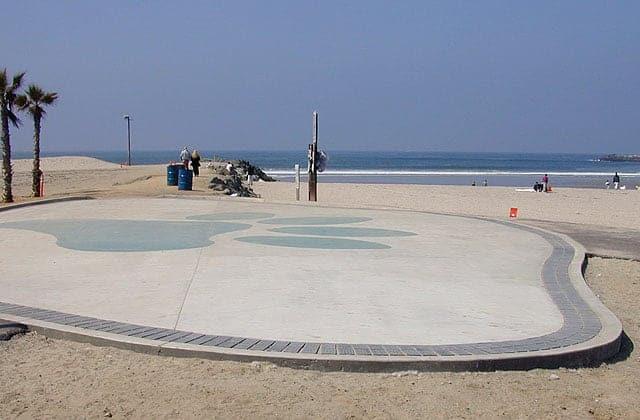 Dog Beach Pavers