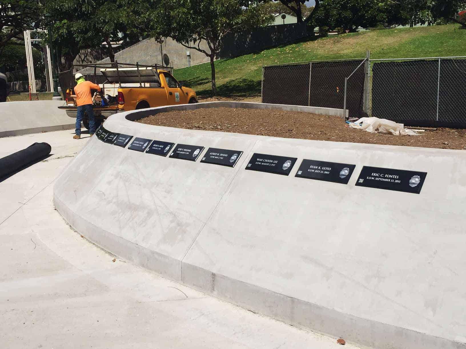 Hawaii Fallen Law Enforcement Officer Memorial