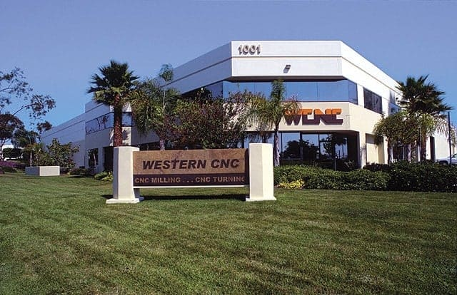 Western CNC Sign